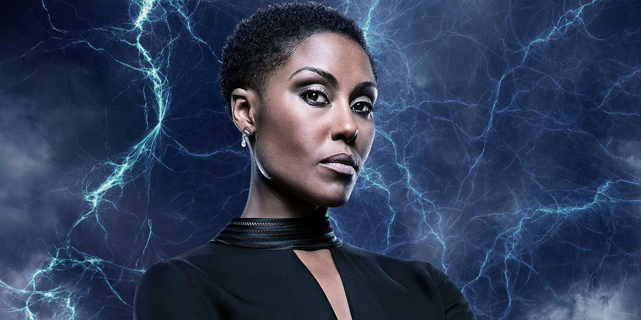 "#TBB10 With British Queen of Sci Fi & Fantasy, ""Black Lightning""  star, Christine Adams"