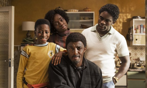 See first pics of Idris Elba's new nostalgic Sky One comedy 'In the Long Run'