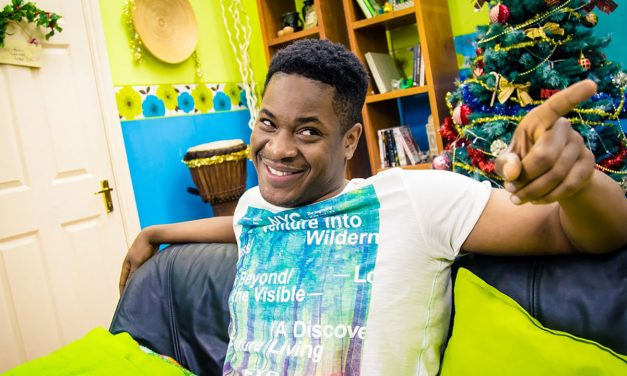 #TBB10 with Tolulope Ogunmefun aka Don't Jealous Me aka author of new children's book The Frog and his dancing shoes