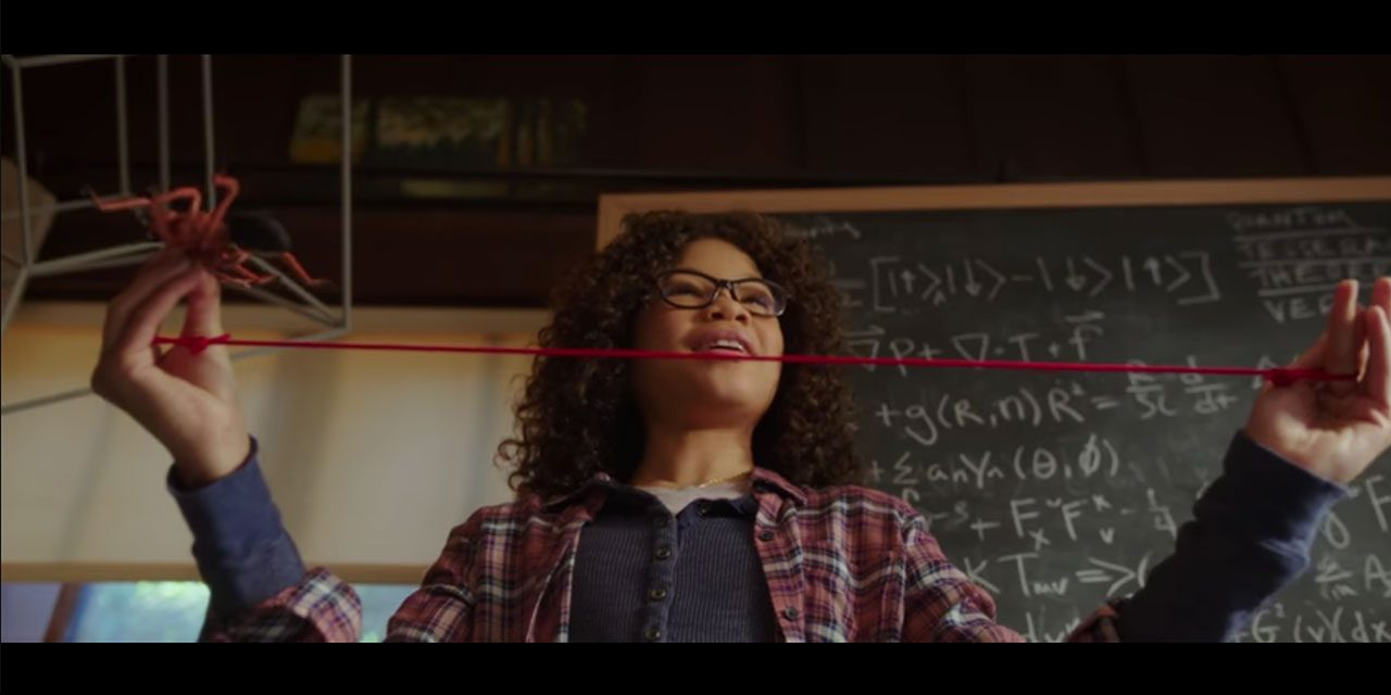 Watch the latest trailer for Disney's A Wrinkle in Time Starring Gugu Mbatha-Raw