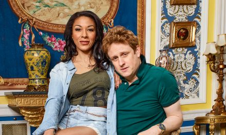 Kathryn Drysdale to Play Meghan Markle in Channel 4's The Windsors Royal Wedding Special