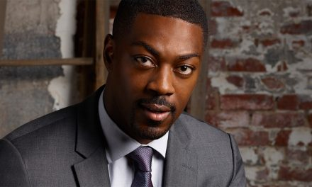 David Ajala to star in George R. R. Martin's 'Nightflyers' coming soon to Netflix