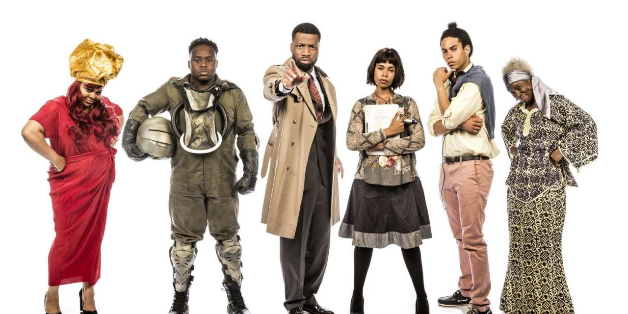BBC comedy pilot Famalam Gets a full series!