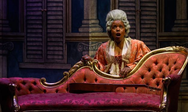 "Brixton-Born Soprano Nadine Benjamin Stars in English Touring Opera's ""Marriage of Figaro"""