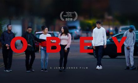 British Film 'Obey' lead by new talent Marcus Rutherford will Premiere At Tribeca Film Festival 2018
