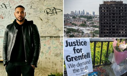 Must watch – Reggie Yates: Searching for Grenfell's Lost Lives