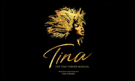 See West End cast of Tina Rehearsing with icon and music legend Tina Turner