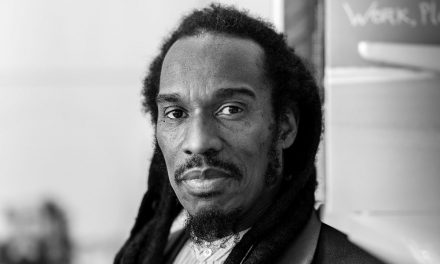 #TBB10 With Benjamin Zephaniah