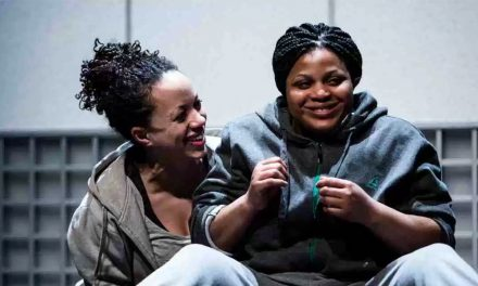 TBB Talks to Gbemisola Ikumelo Currently Starring in 'Hopelessly Devoted' @ Tricycle Theatre