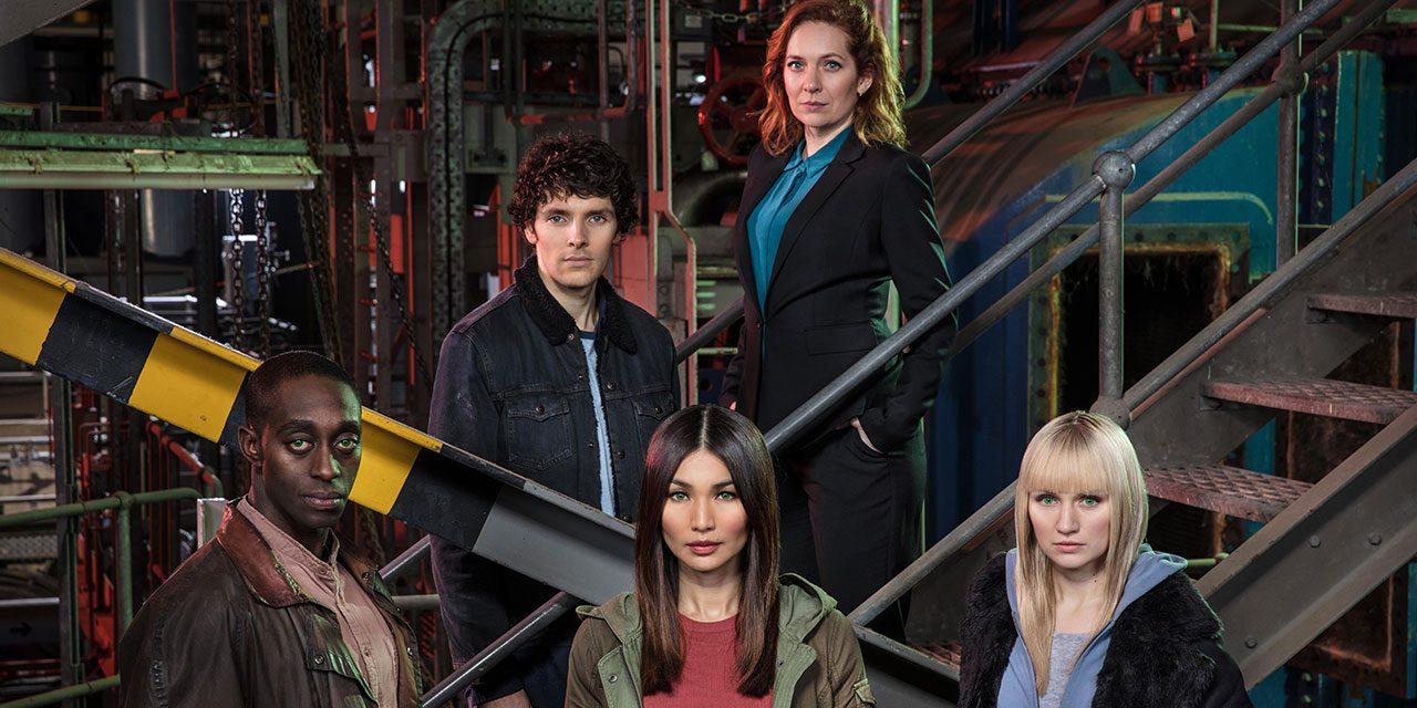 Ivanno Jeremiah & Gemma Chan Return in Humans Series Three