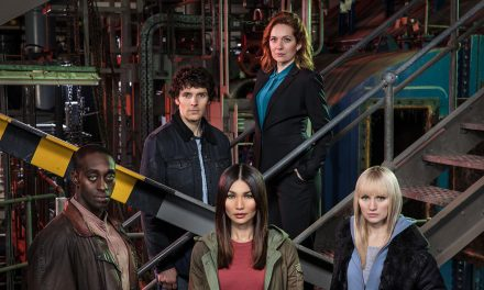 Ivanno Jeremiah & Gemma Chan Return in Humans Series Three