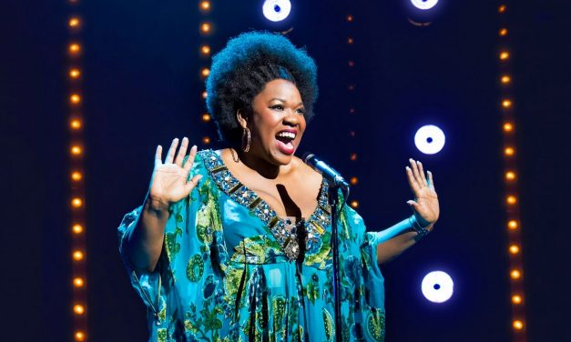 """Dreamgirls"" Powerhouse Moya Angela Proves High School Musical Can Be Art Imitating Life"