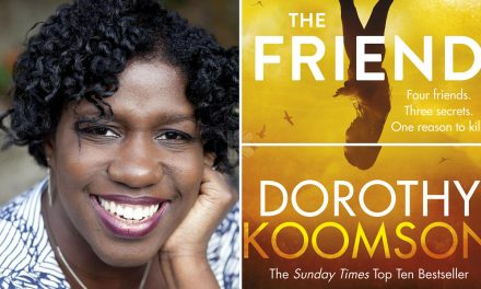 80% #OutOf100 – The Friend by Dorothy Koomson