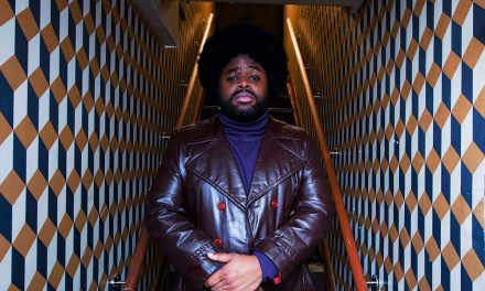 #TBB10 (and a bit more) with BAFTA nominated and star of Timewasters & Famalam, Samson Kayo