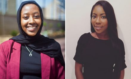 Grenfell Activist Hadeel Elshak & Shanice-Kay Bolding Announced as Finalists in ITV News' 'Breaking Into News' Competition