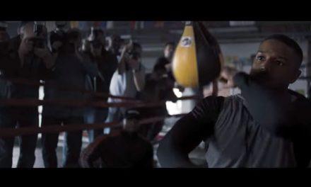 Watch the new trailer for Creed II starring Michael B. Jordan