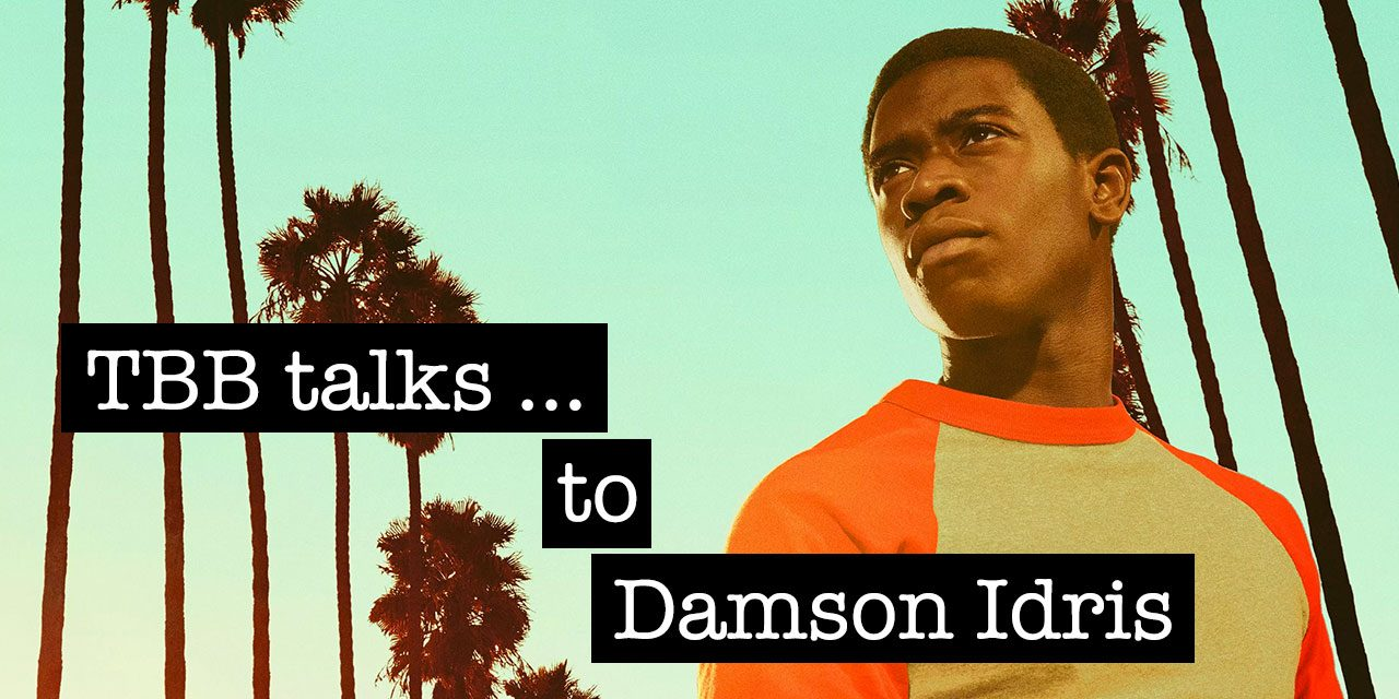 TBB Talks to … Damson Idris Lead actor in FX's John Singleton Series 'Snowfall'