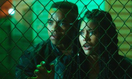 The First Purge Starring the UK's Joivan Wade is a brilliant scary rollercoaster ride of fun 80% #OutOf100