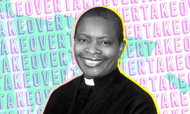 Queen's Chaplain The Rev. Rose Hudson-Wilkin Guest Edits BBC Radio 4 Woman's Hour