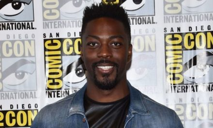 David Ajala flexes his Sci-Fi muscles with 2 new roles in TV series' Nightflyers & Supergirl