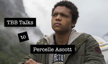 TBB Talks to … Percelle Ascott