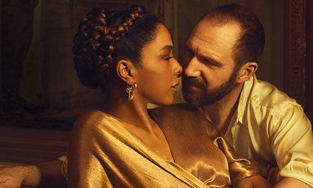 Sophie Okonedo stars in National Theatre Live production of Shakespeare's Antony & Cleopatra
