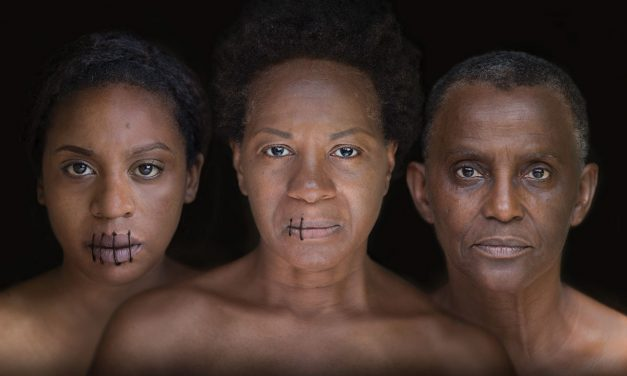 Freedom Tongues & Naiad Productions in association with Park Theatre present 'Bullet Hole' By Gloria Williams
