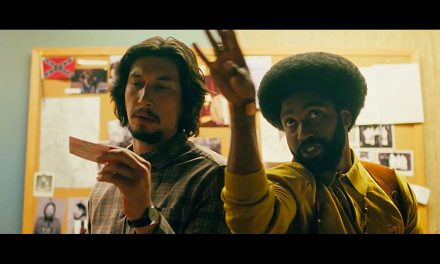 "Spike Lee's ""BlacKkKlansman"" – 80% Out Of 100"