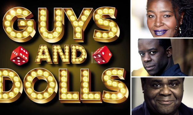 Adrian Lester, Sharon D. Clarke & Clive Rowe Join Cast of Guys and Dolls: Live in Concert @ Royal Albert Hall
