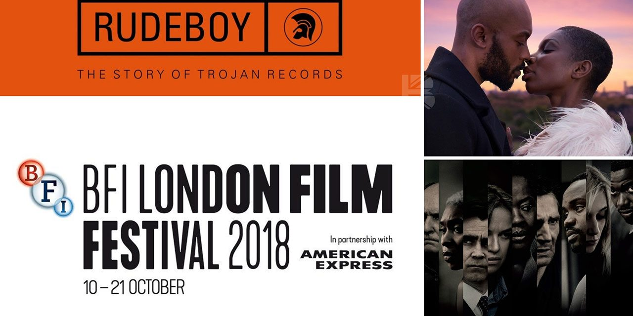 62nd BFI London Film Festival in partnership with American Express® announces its programme!
