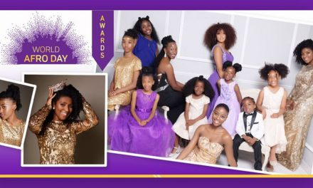 First World Afro Day Awards Takes Place Saturday 15th September 2018