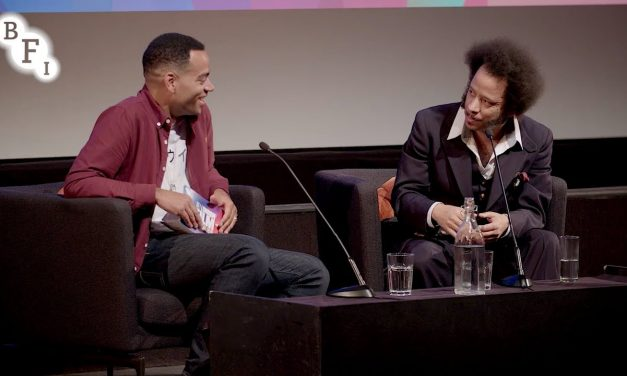 #LFF2018 Connects talk – Boots Riley isn't Sorry to Bother You at all