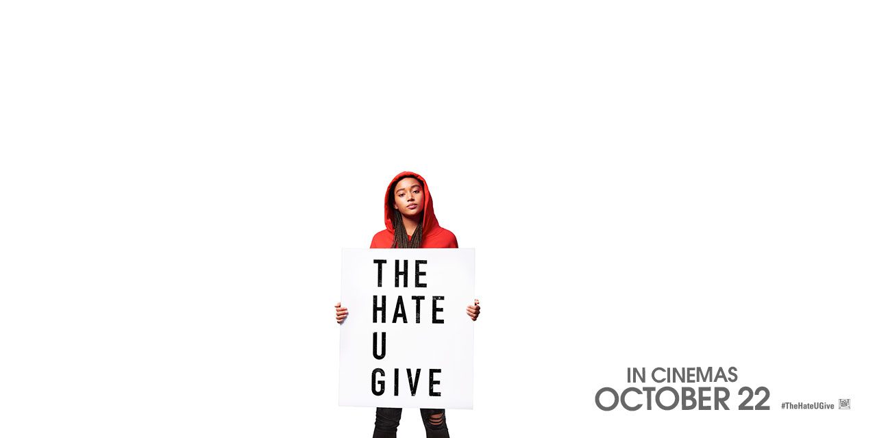 The Hate U Give – UK Wide Events Tour gets underway!