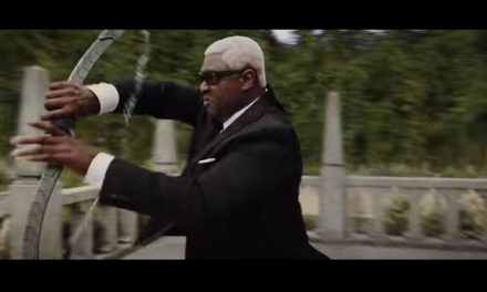 Watch Nonso Anozie in teaser trailer of Disney's 'Artemis Fowl'