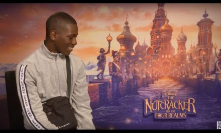TBB Talks to … Jayden Fowora-Knight, 'Captain Philip' in Disney's Nutcracker