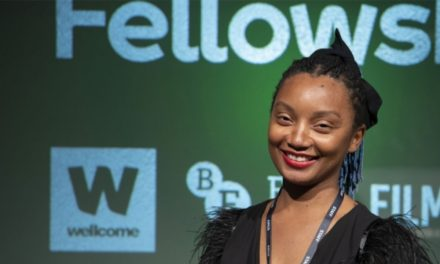 TBB Congratulations Rungano Nyoni awarded 2018 Wellcome Screenwriting Fellowship