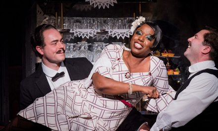 British Black lyric soprano Nadine Benjamin stands out in ENO's La bohème – 88% Out Of 100