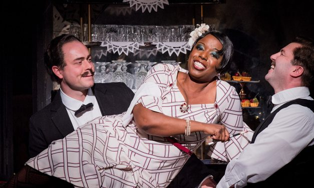 TBB Talks to… British Black Lyric Soprano Nadine Benjamin currently starring in Eno's La Bohème