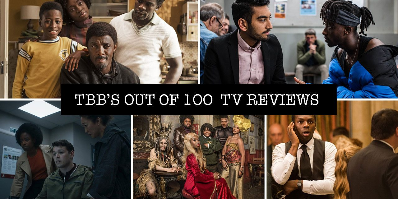 TBB Honours – 2018 Out Of 100 Screen Reviews #TV