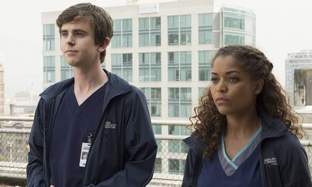 TBB Reccommends – The Good Doctor starring British actors Antonia Thomas & Chuku Mudu