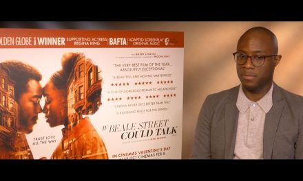 TBB Talks to … Academy Award-winning writer/director Barry Jenkins
