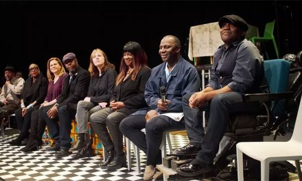 Desmond's 30th anniversary celebration at Theatre Peckham