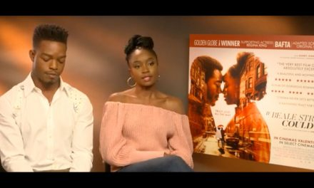 TBB Talks to … Stephan James & Kiki Layne