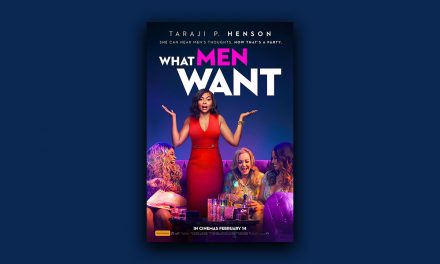 Win a pair of tickets to exclusive screening of What Men Want starring Taraji P. Henson ***competition now closed***