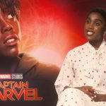 TBB Talks to … Lashana Lynch aka Captain Marvel's 'Maria Rambeau'