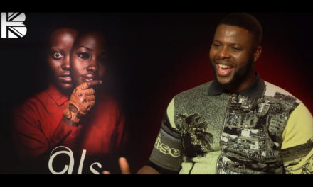 TBB Talks … Winston Duke, aka M'Baku plays goofy dad in Jordan Peele's 'US'