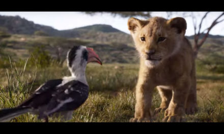 100 Days until Disney's The Lion King Reboot!