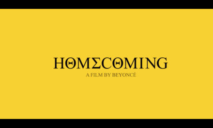 HOMECOMING: A FILM BY BEYONCÉ launches globally on Netflix April 17, 2019