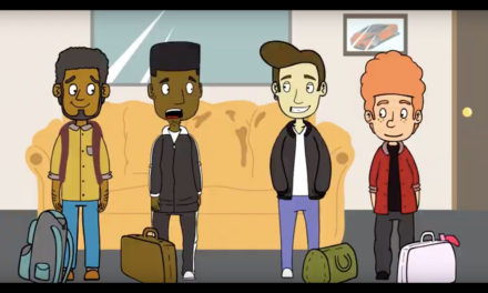 Check out new British animated web series 'Degree'
