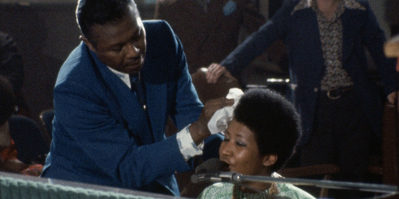 Aretha Franklin documentary 'Amazing Grace' – 80% Out of 100